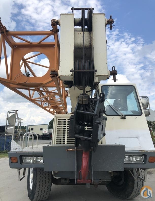 Terex T340 Crane for Sale in Duluth Georgia on CraneNetwork.com