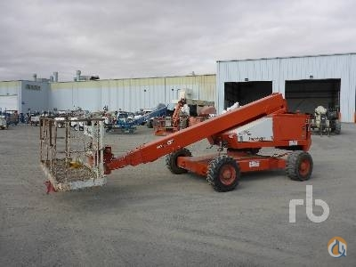 1998 SNORKEL TB42RFO Crane for Sale in Dunnigan California on CraneNetwork.com