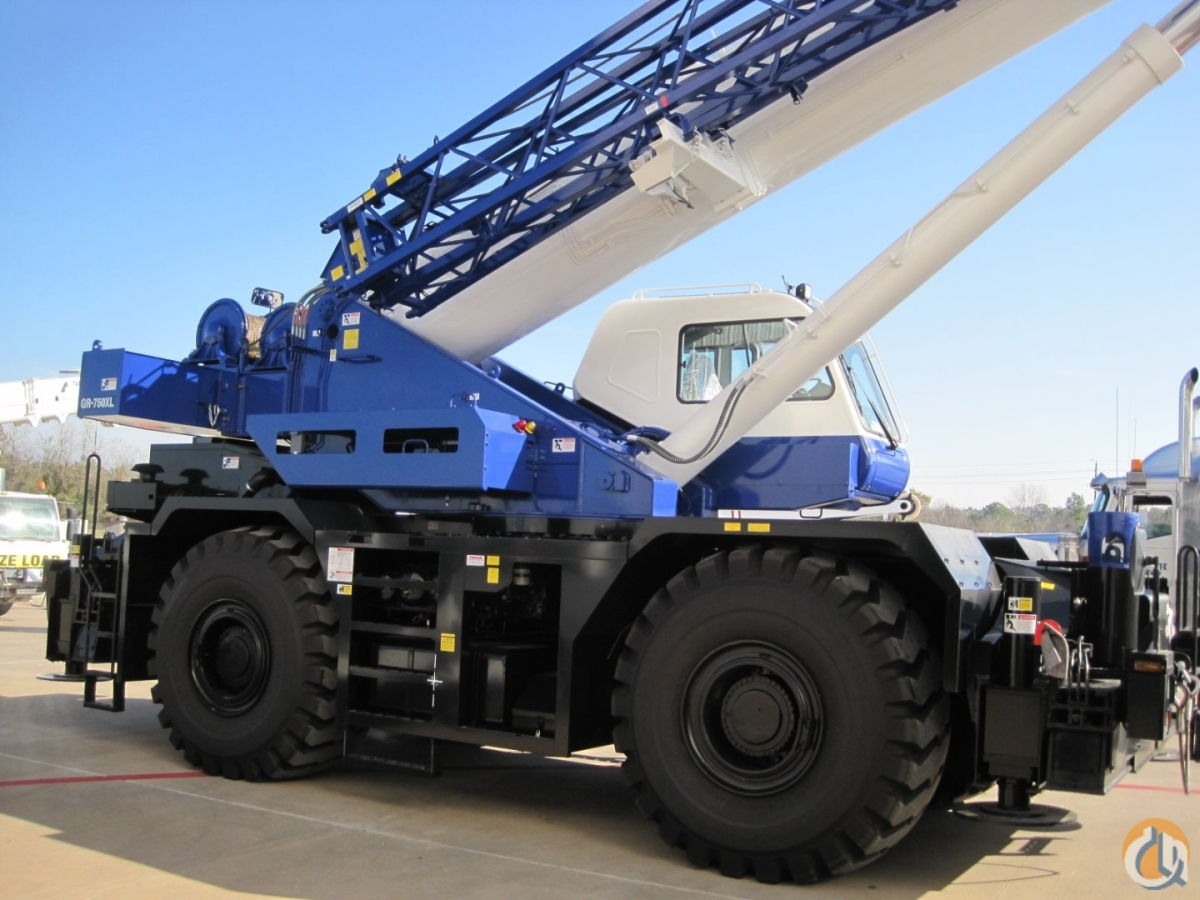 2 2013 Tadano GR-750XL-2 Lease Returns Crane for Sale on CraneNetworkcom