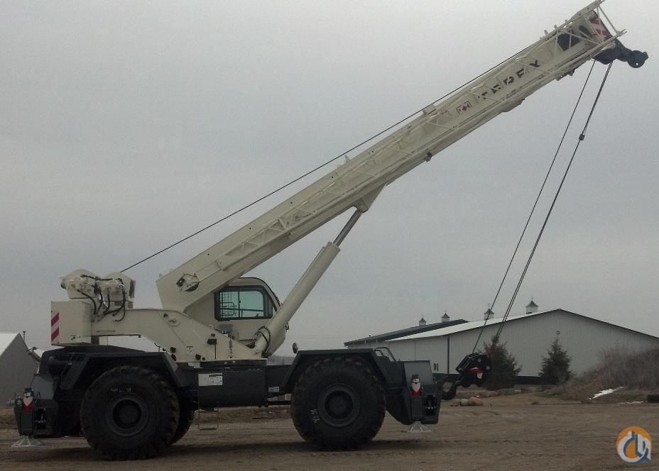 2012 TEREX RT670 Crane for Sale or Rent in Syracuse New York on CraneNetworkcom