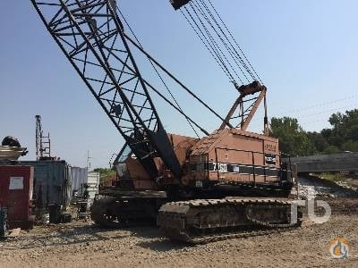 1982 AMERICAN 7260 Crane for Sale in Des Moines Iowa on CraneNetwork.com