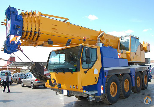 Hire Crane Service in South Australia