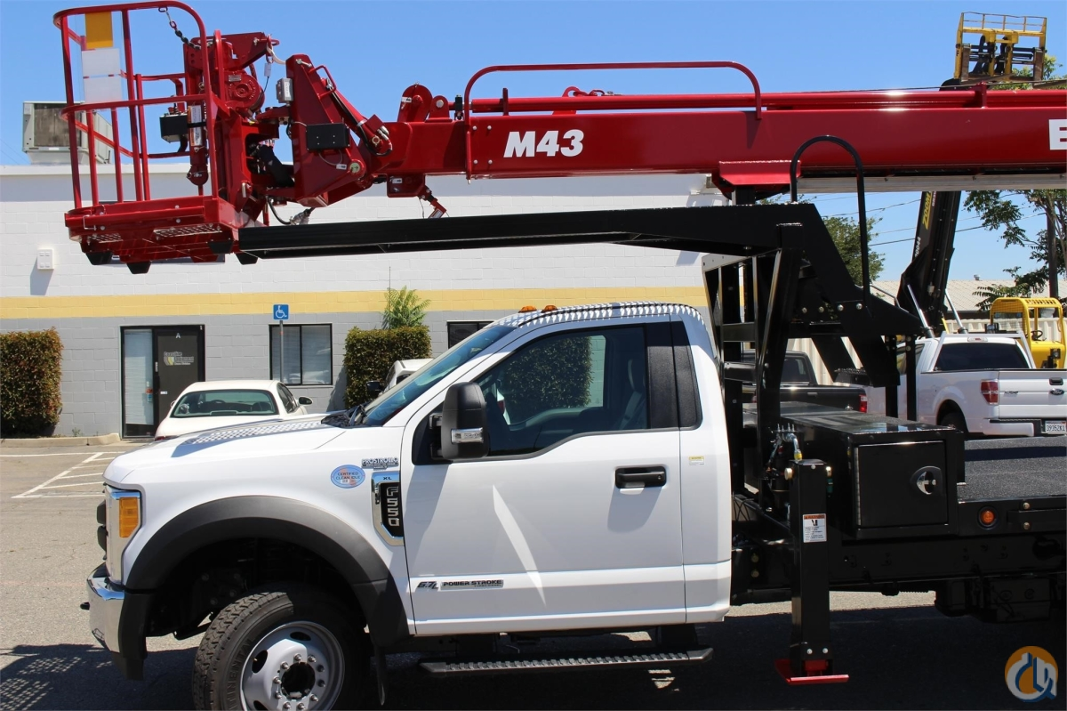 2017 ELLIOTT M43R Crane for Sale in Sacramento California on CraneNetworkcom