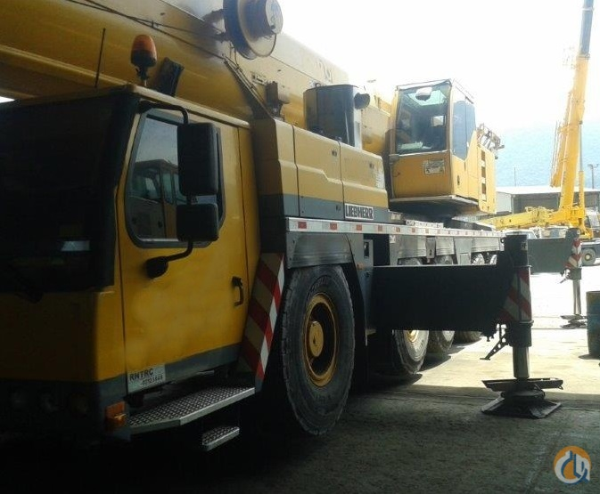 Sold 2010 LIEBHERR LTM1220-5.1 EXCELLENT BUY Crane for  on CraneNetwork.com