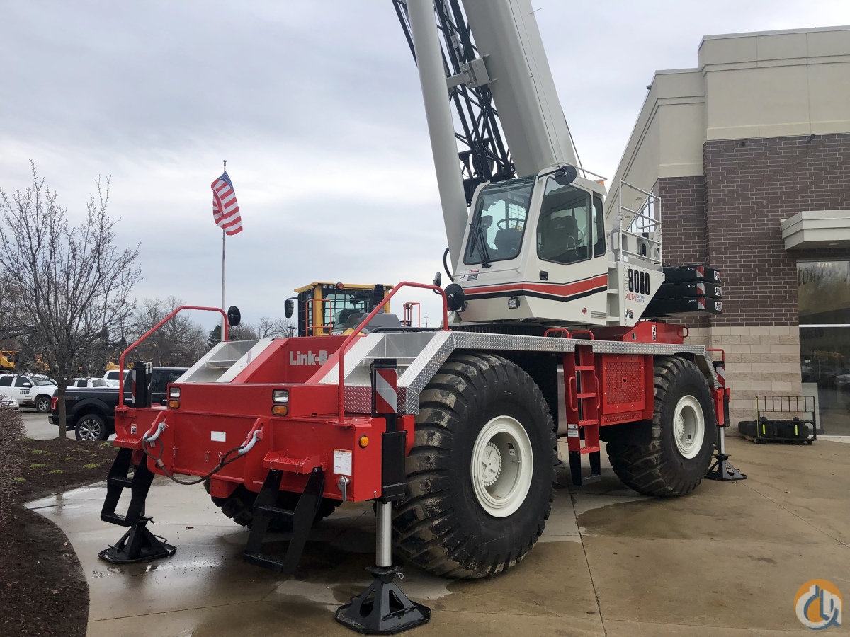 2019 Link-Belt RTC-880 SII Crane for Sale in Lyon Charter Township Michigan on CraneNetwork.com