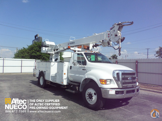 2008 TEREX C4047-TR Crane for Sale in Calera Alabama on CraneNetworkcom