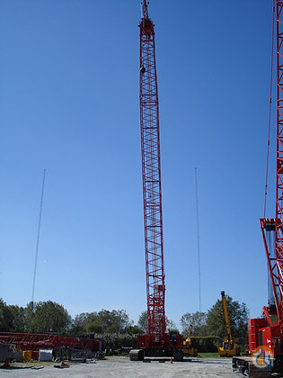 2015 Manitowoc MLC165 Crane for Sale on CraneNetwork.com