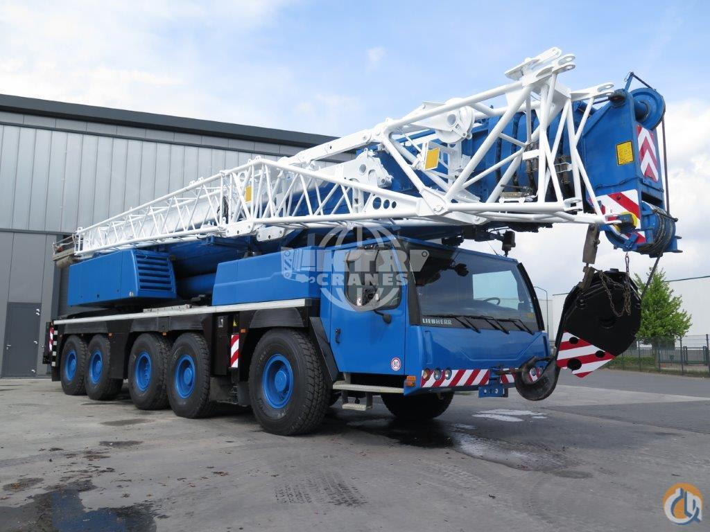 2007 Liebherr LTM 1200-51 Crane for Sale on CraneNetworkcom