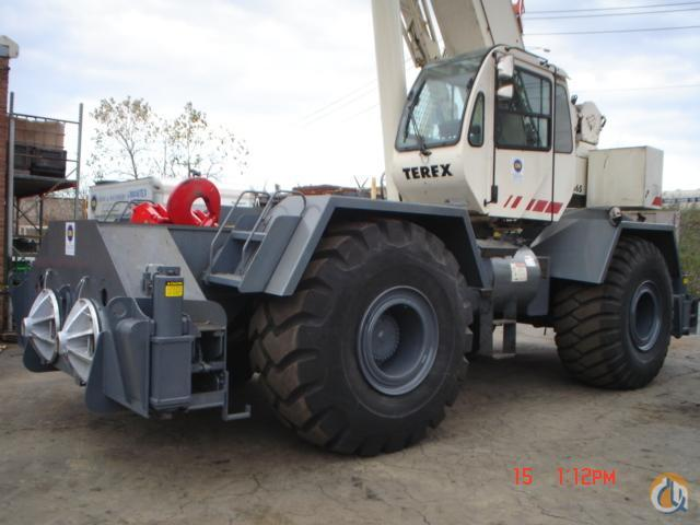2013 TEREX RT670 Crane for Sale or Rent in Bridgeview Illinois on CraneNetworkcom