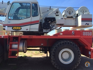 2012 Link-Belt RTC-8050 Crane for Sale in Pampa Texas on CraneNetwork.com
