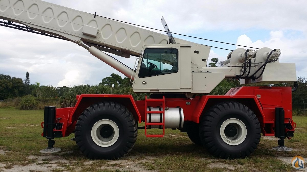 Sold 2000 LINK BELT RTC-8060 60 TON FLORIDA Crane for  in Fort Pierce Florida on CraneNetwork.com
