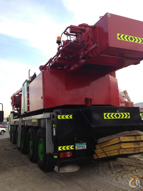 Sold 300-TON AT CRANE FOR SALE Crane for  in Abu Dhabi Abu Dhabi on CraneNetwork.com