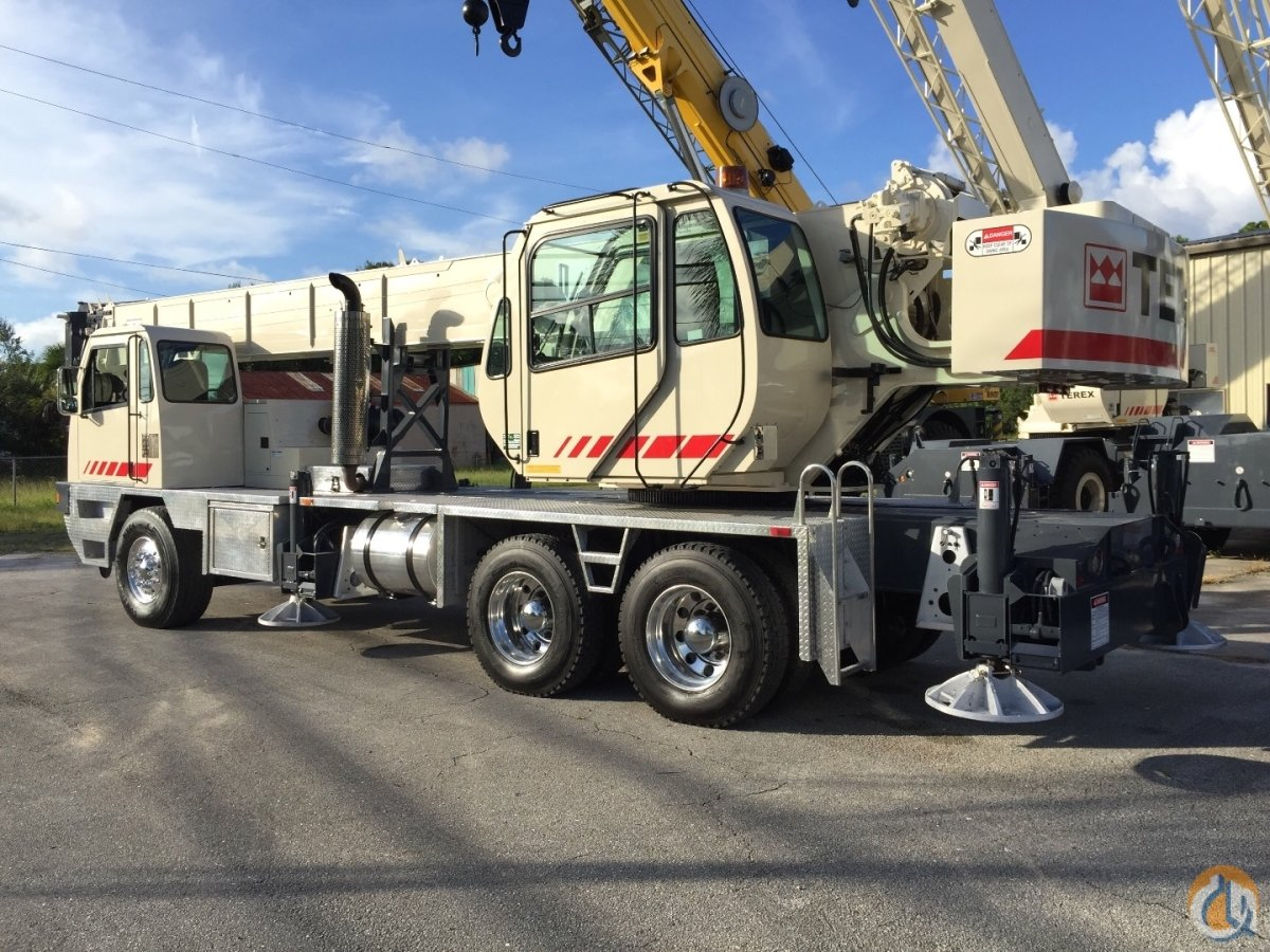 2007 TEREX T340-XL 40 ton availabile in Florida Crane for Sale in Fort Pierce Florida on CraneNetwork.com