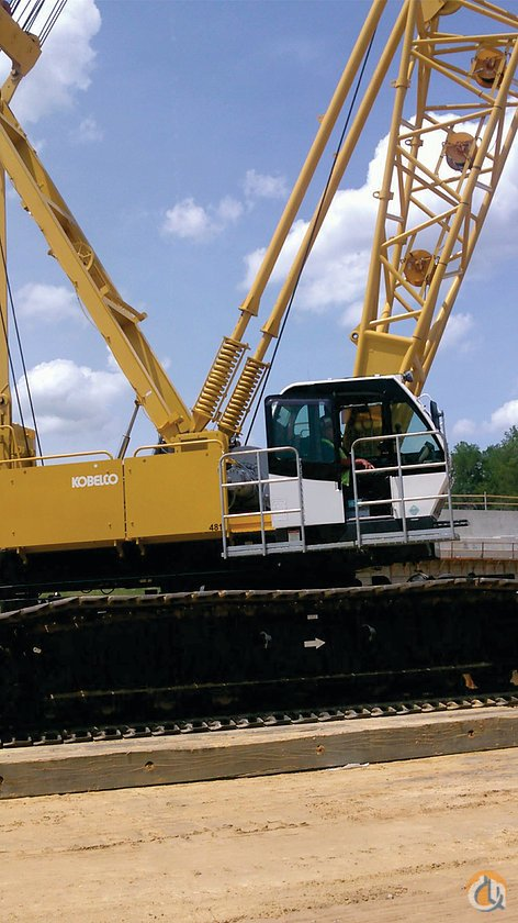 2011 Kobelco CK1000-III Crane for Sale on CraneNetwork.com