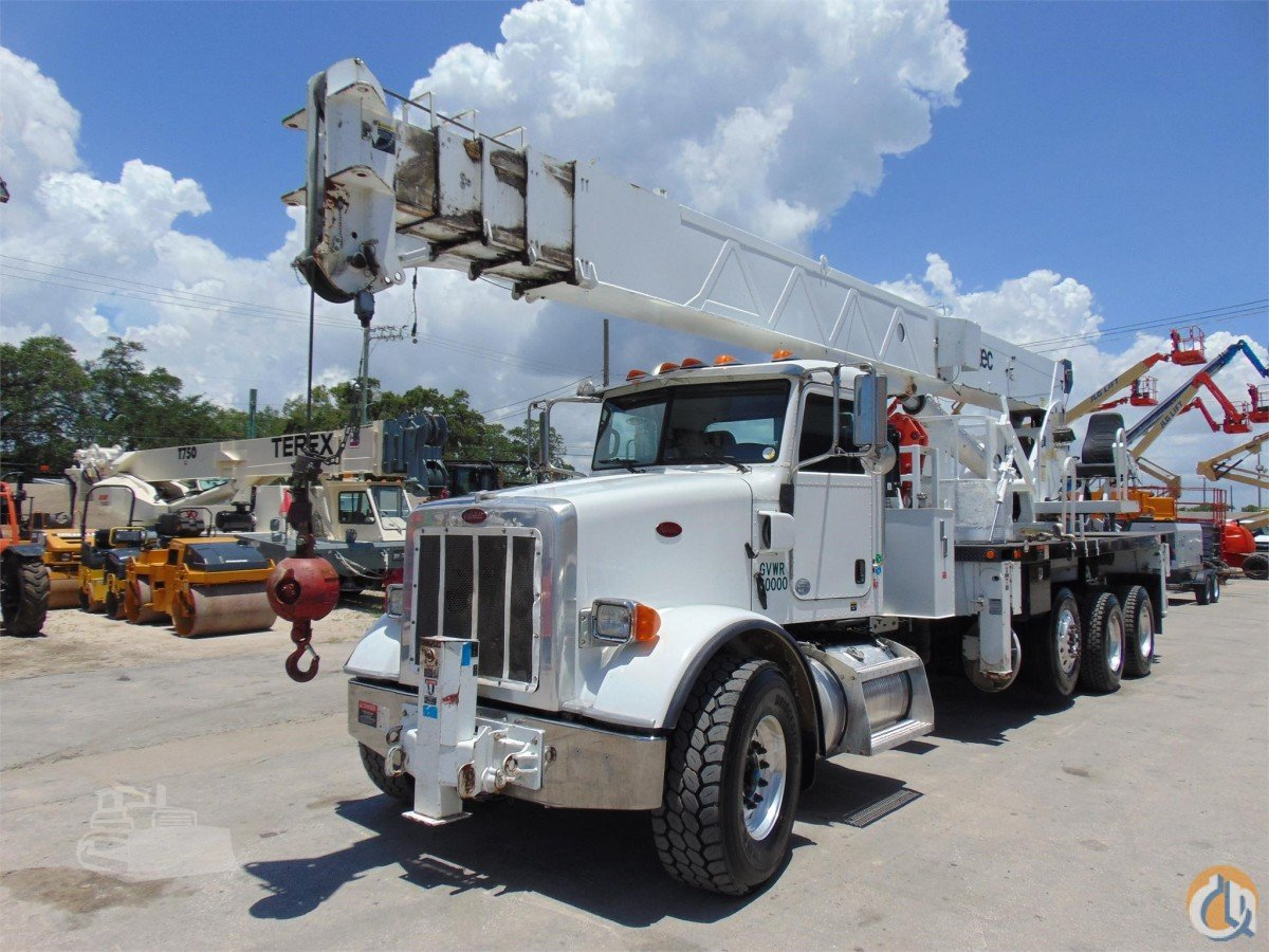 2010 ALTEC AC38-127S Crane for Sale in Hollywood Florida on CraneNetworkcom