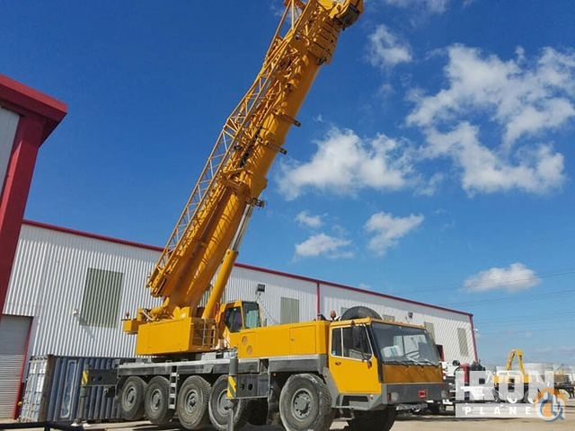 Sold 1999 unverified Liebherr LTM11201 All Terrain Crane Crane for  in Houston Texas on CraneNetwork.com