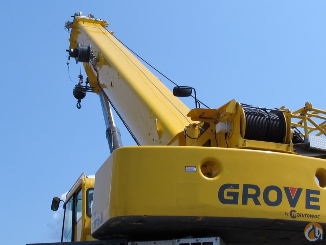 Used 2012 Grove RT9150E Crane for Sale on CraneNetworkcom
