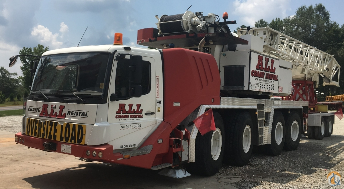 Grove GMK4115 For Sale Crane for Sale in Phenix City Alabama on CraneNetwork.com
