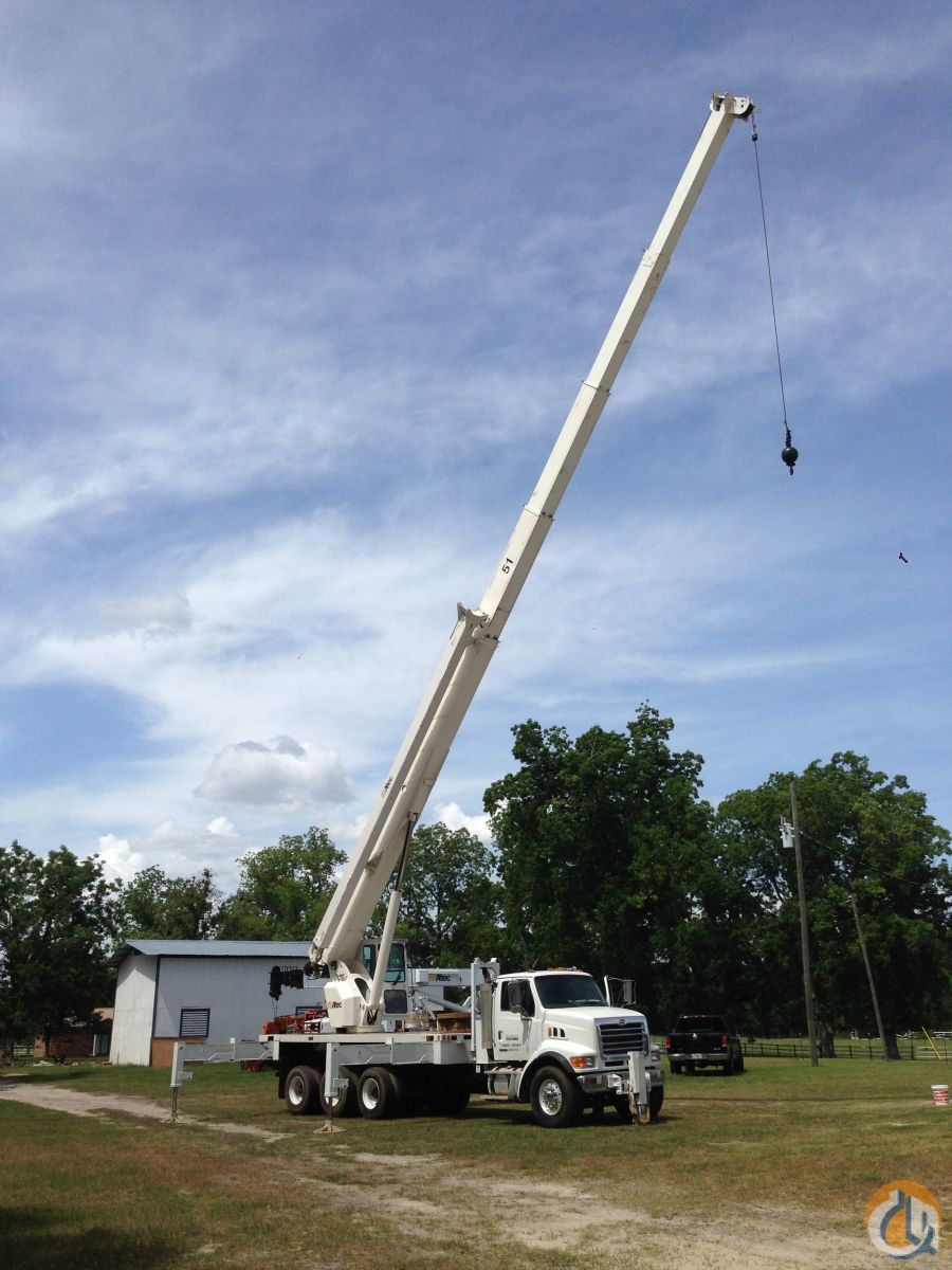 2005 Altec AC35-127 Crane for Sale in Lake City Florida on CraneNetworkcom