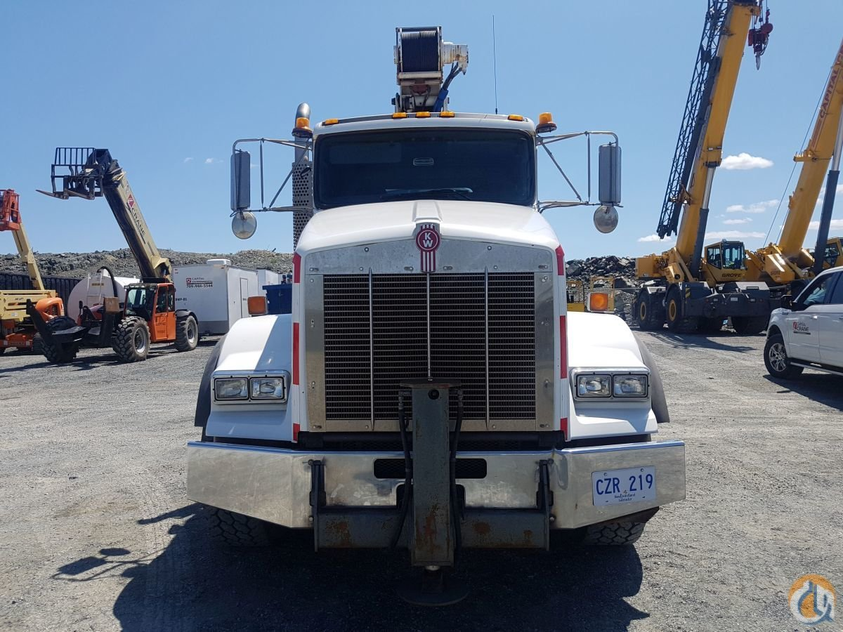 2011 Manitex 30102C Crane for Sale in Mount Pearl Newfoundland and Labrador on CraneNetwork.com