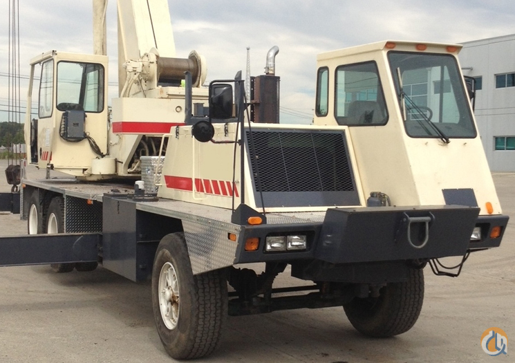 Lorain MCH350D Crane for Sale or Rent in Columbus Ohio on CraneNetworkcom