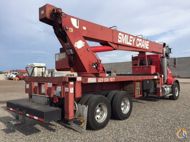 Terex RS70100 Boom Truck Cranes Crane for Sale 2014 Kenworth with 35 ton Terex  in Phoenix  Arizona  United States 216857 CraneNetwork