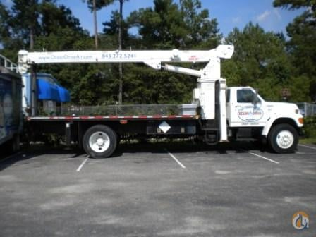 Sold JLG 1000JBT Boom Truck Cranes Crane for  JLG USTC 1000 JBT 58rsquo Boom in  South Carolina  United States 158730 CraneNetwork