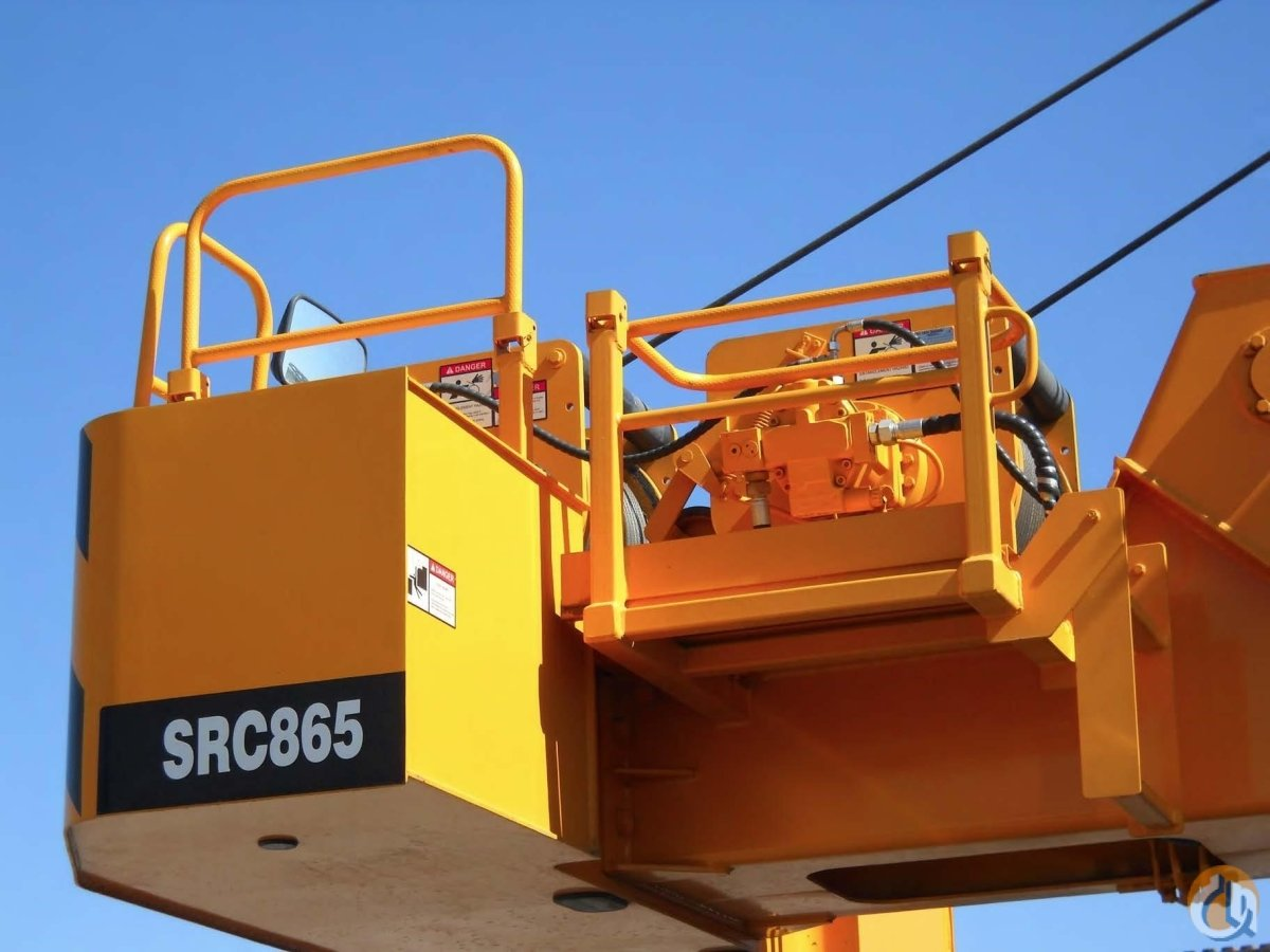 2012 SANY SRC865 Crane for Sale or Rent in Las Vegas Nevada on CraneNetwork.com