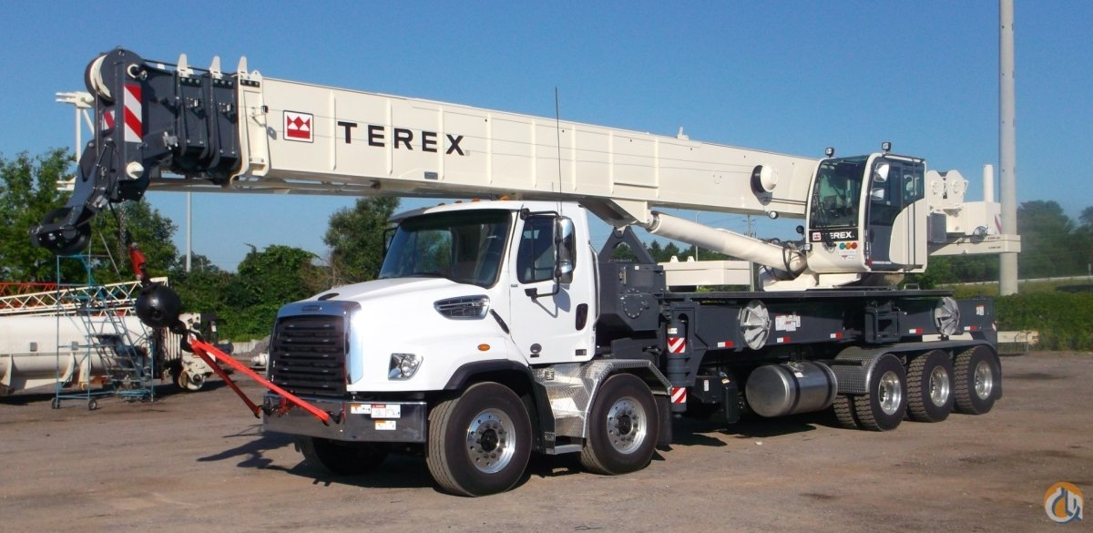2019 TEREX CROSSOVER 8000 Crane for Sale or Rent in Oakville Ontario on CraneNetwork.com