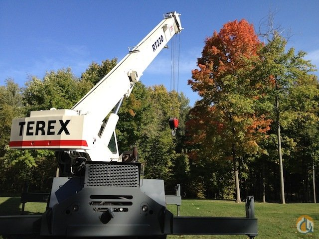 1996 Terex RT230 - PRICE REDUCED Crane for Sale on CraneNetwork.com