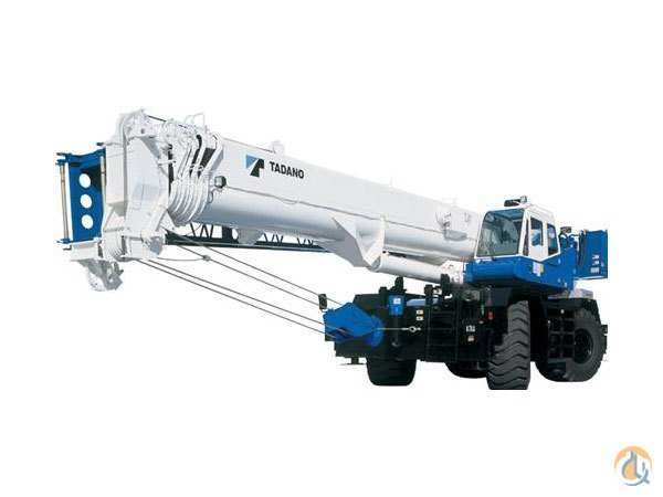 2017 Tadano  GR-1000XL-2 Crane for Sale on CraneNetwork.com