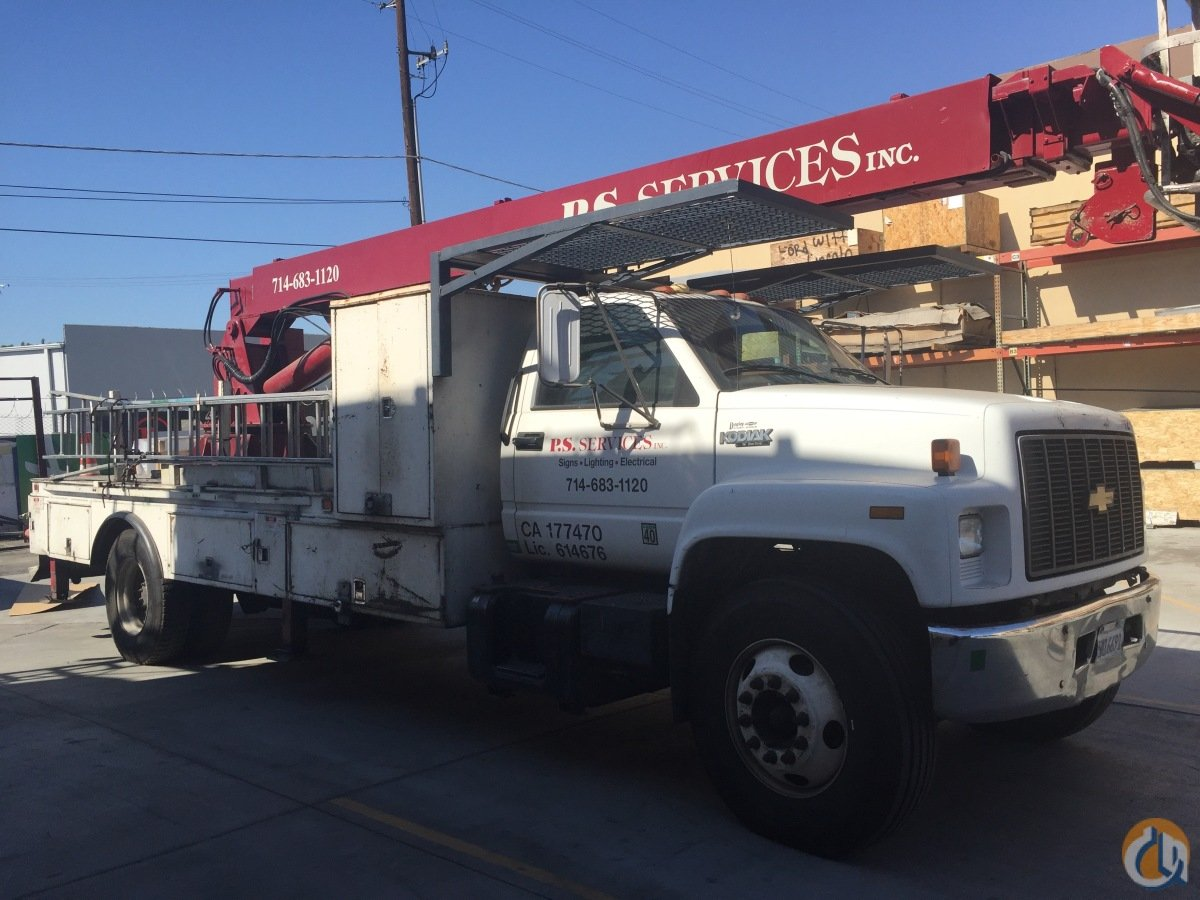 1995 SKYHOIST RX70 Crane for Sale in Anaheim California on CraneNetwork.com