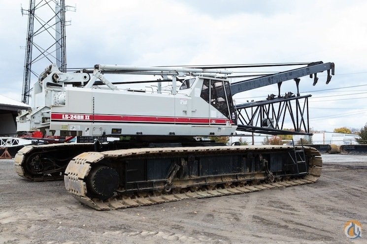 LINK BELT LS-248H-II 200 TON CRAWLER CRANE Crane for Sale on CraneNetwork.com