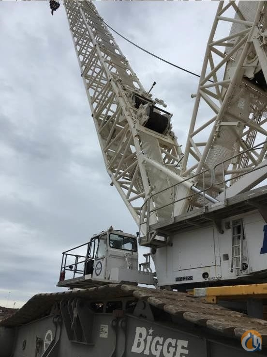 2010 LIEBHERR LR1750 Crane for Sale in Houston Texas on CraneNetwork.com