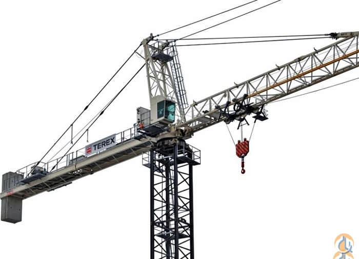 2016 Terex SK 415-20 TS212 Tower Crane Crane for Sale or Rent in Oakville Ontario on CraneNetworkcom