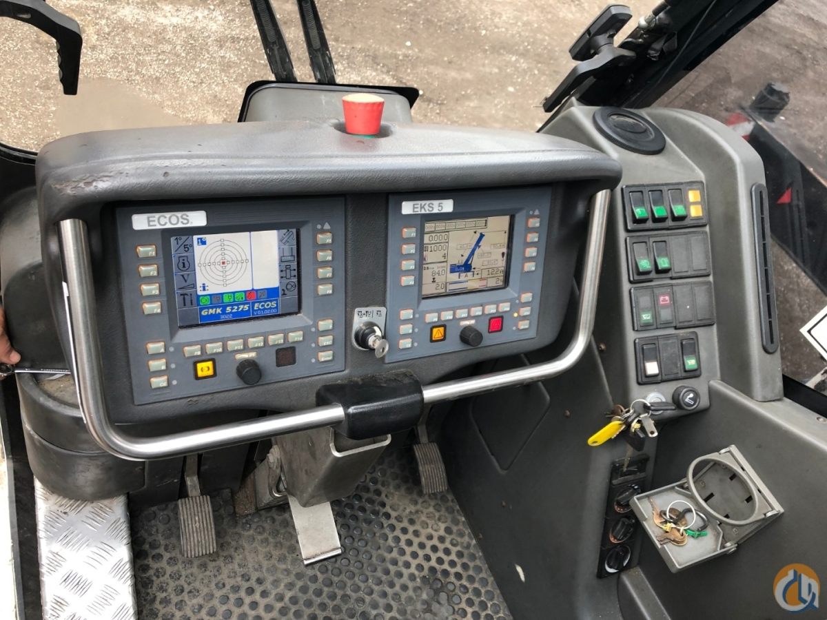 Grove GMK5220 Crane for Sale in Duluth Georgia on CraneNetwork.com