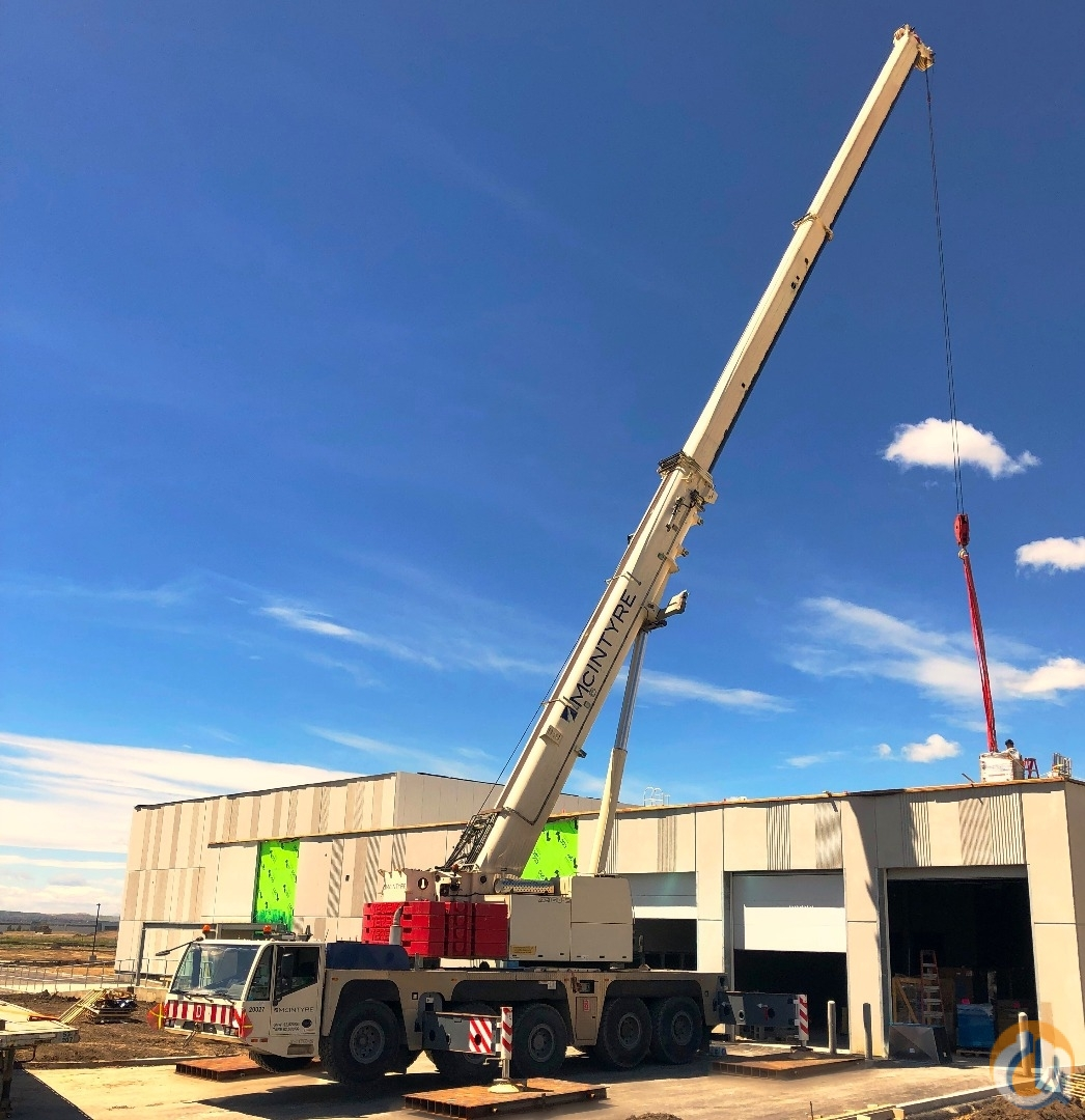 Solid Demag AC160-2 Crane for Sale in Calgary Alberta on CraneNetwork.com
