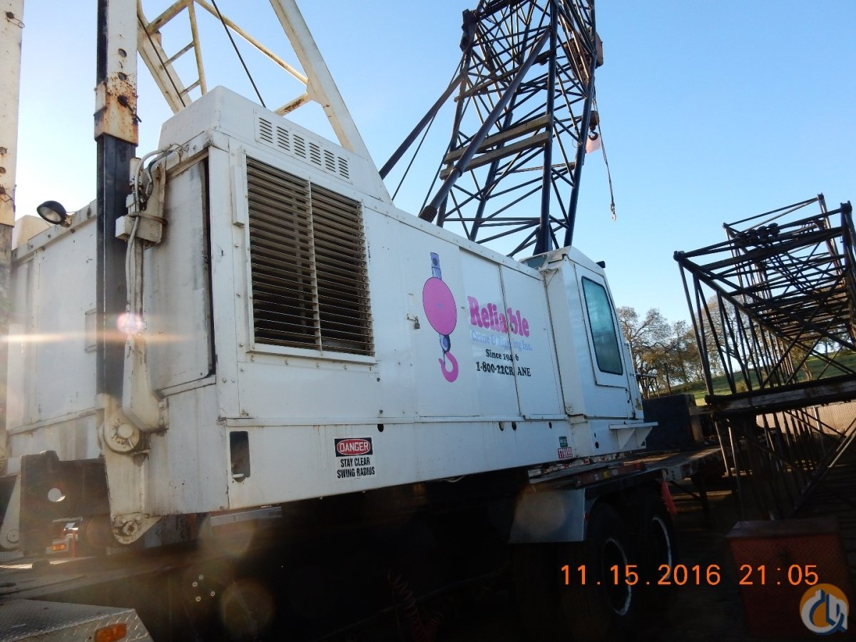 1978 American 8470 Crane for Sale in Cotati California on CraneNetworkcom