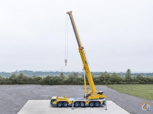 2019 DEMAG AC300-6 Crane for Sale in Houston Texas on CraneNetwork.com