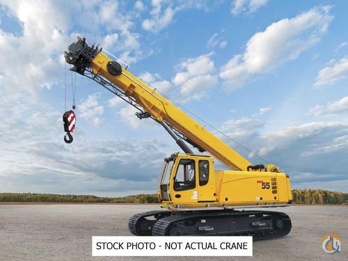 2019 Grove GHC55 Crane for Sale in Shady Grove Pennsylvania on CraneNetwork.com