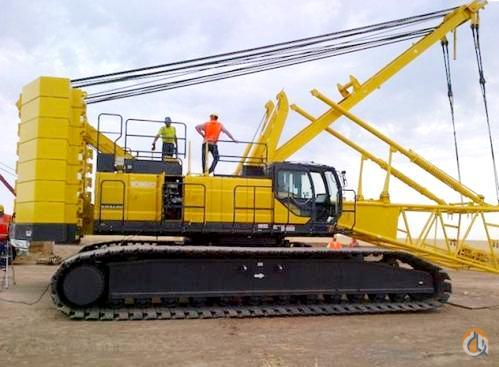 2012 KOBELCO CK-2750G Crane for Sale or Rent in Columbia Louisiana on CraneNetworkcom