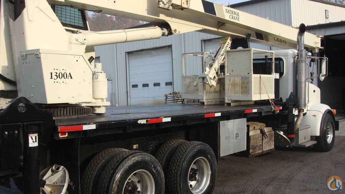 2009 NATIONAL 1300A Crane for Sale in Morgantown West Virginia on CraneNetwork.com