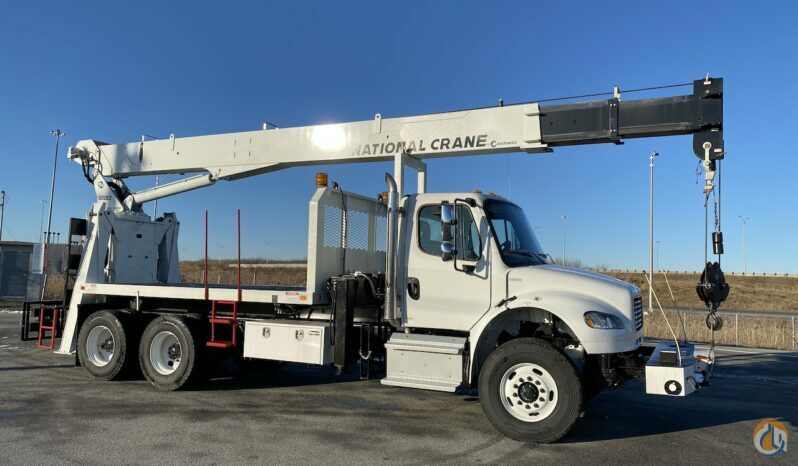 2019 National 600E Mounted on a Freightliner Crane for Sale in Montreal Quebec on CraneNetwork.com