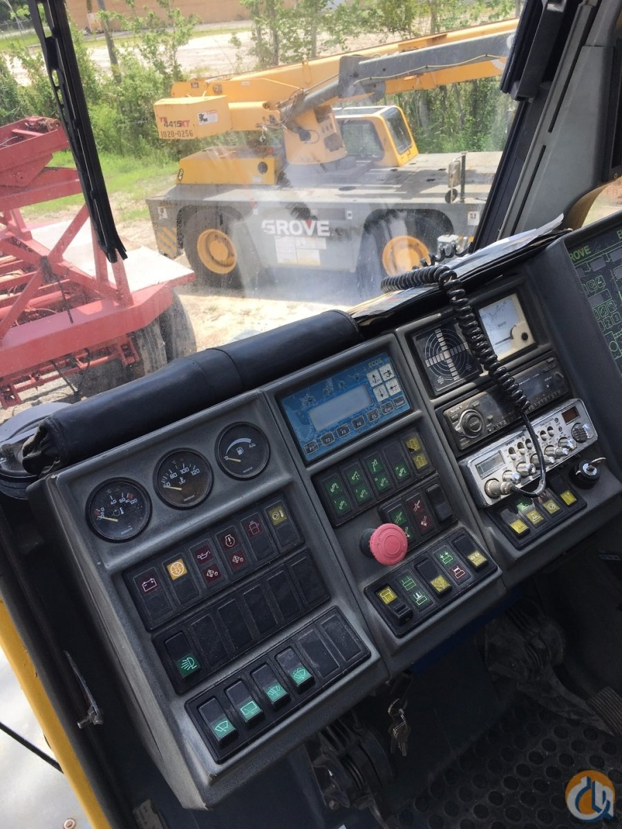 2005 Grove GMK5120B Crane for Sale on CraneNetworkcom