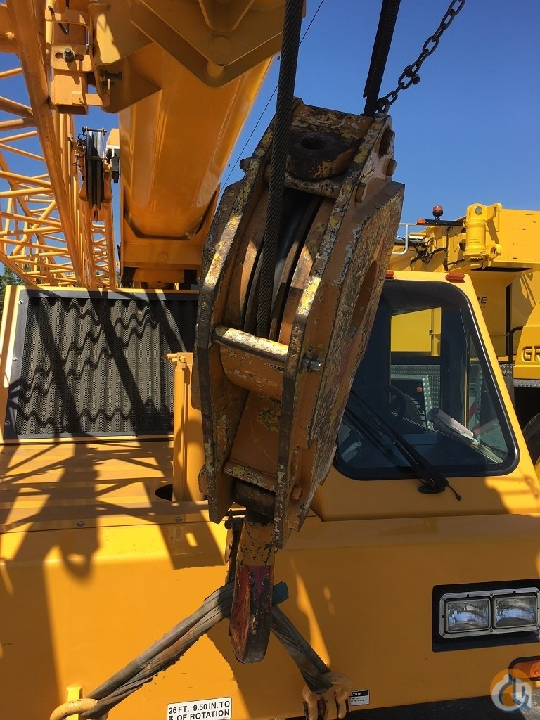 2009 Link-Belt HTC-8690 Hydraulic Truck Crane for Sale on CraneNetworkcom