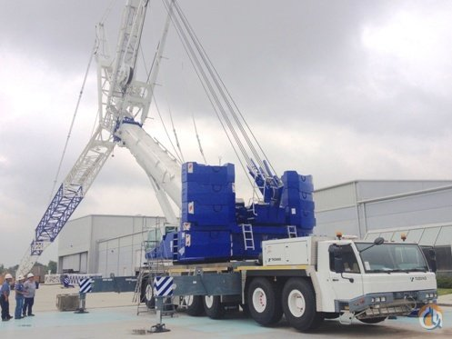 NEW 2018 TADANO ATF-400G-6 Crane for Sale in Houston Texas on CraneNetworkcom