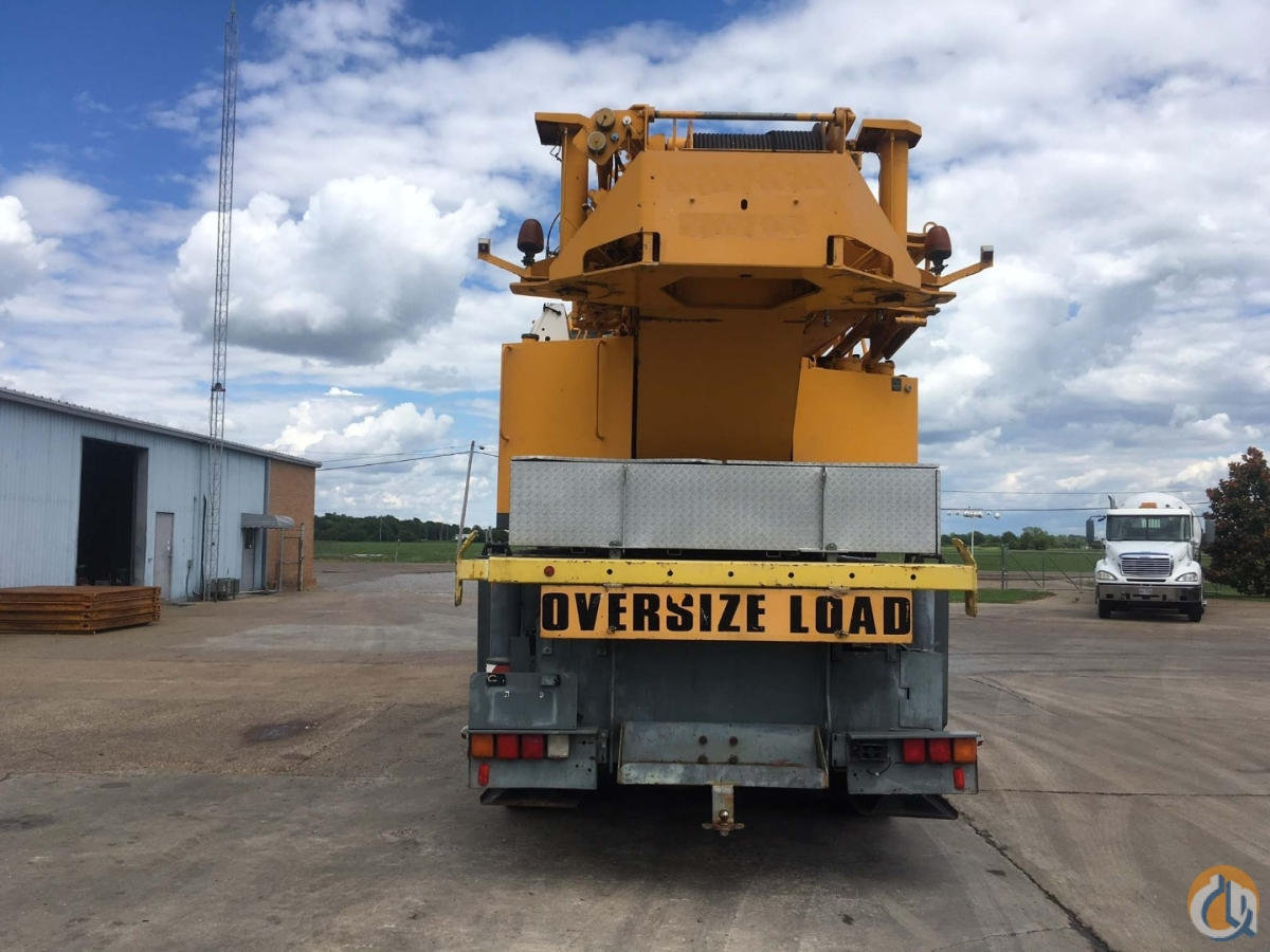 2000 LIEBHERR LTM1090-2 18707 Crane for Sale in Duluth Georgia on CraneNetwork.com