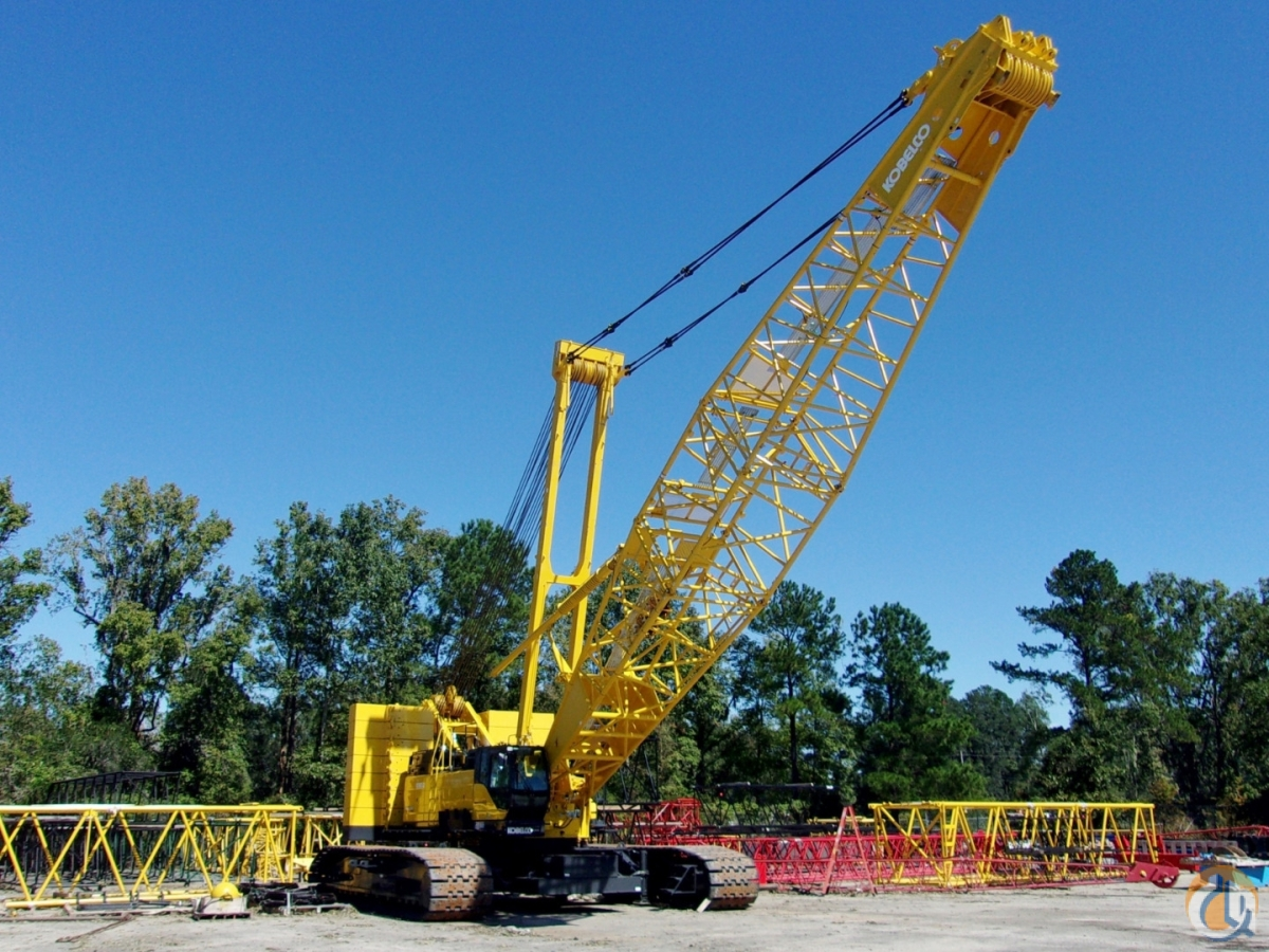 2016 KOBELCO CK-2750G Crane for Sale or Rent in Savannah Georgia on CraneNetwork.com