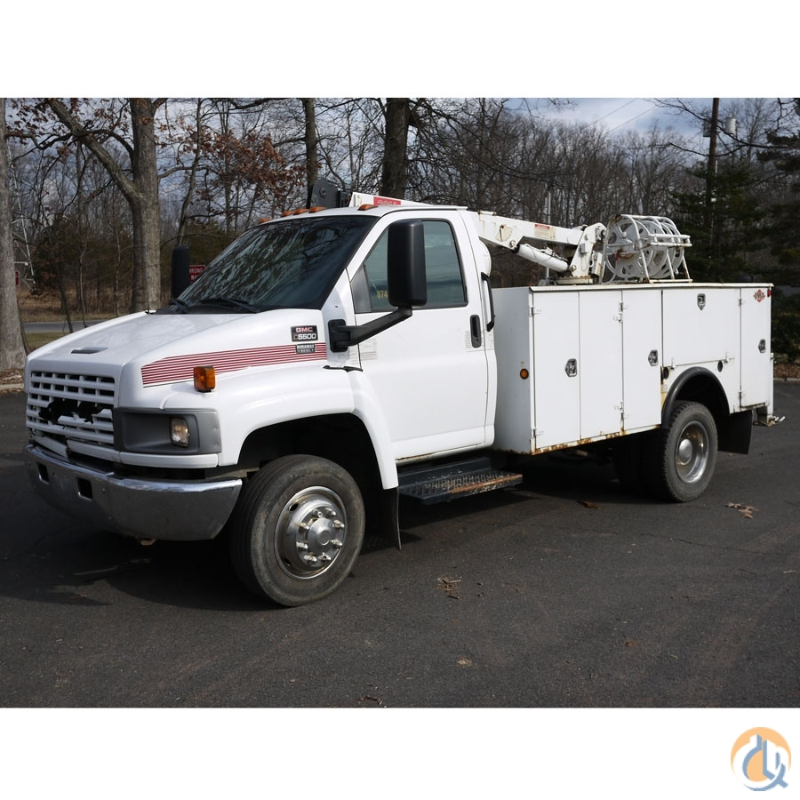 All Chevy chevy c5500 specs : Sold 8744 - 2006 GMC C5500; IMT SERVICE CRANE MODEL 3016 ...