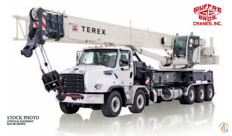 80 TON TEREX CROSSOVER UNIT w ADDED FEATURES Crane for Sale on CraneNetworkcom